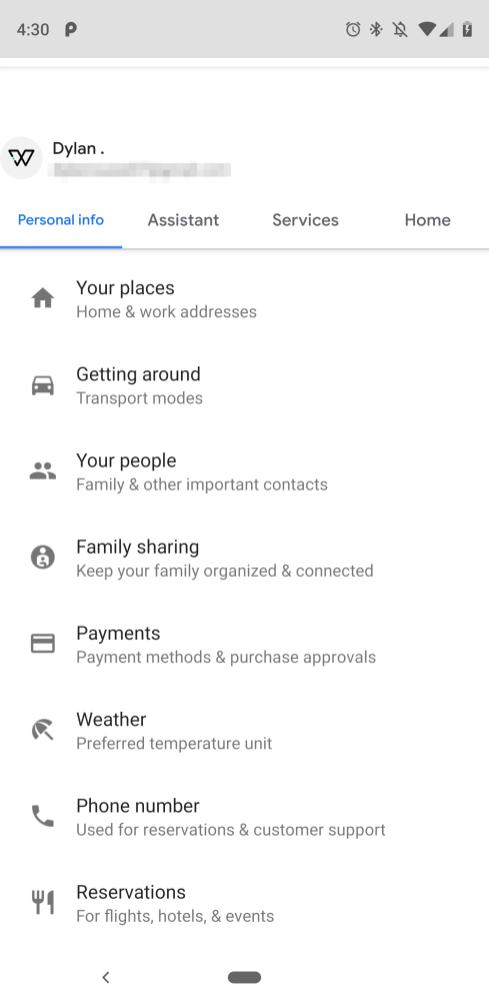 Google app 9.10