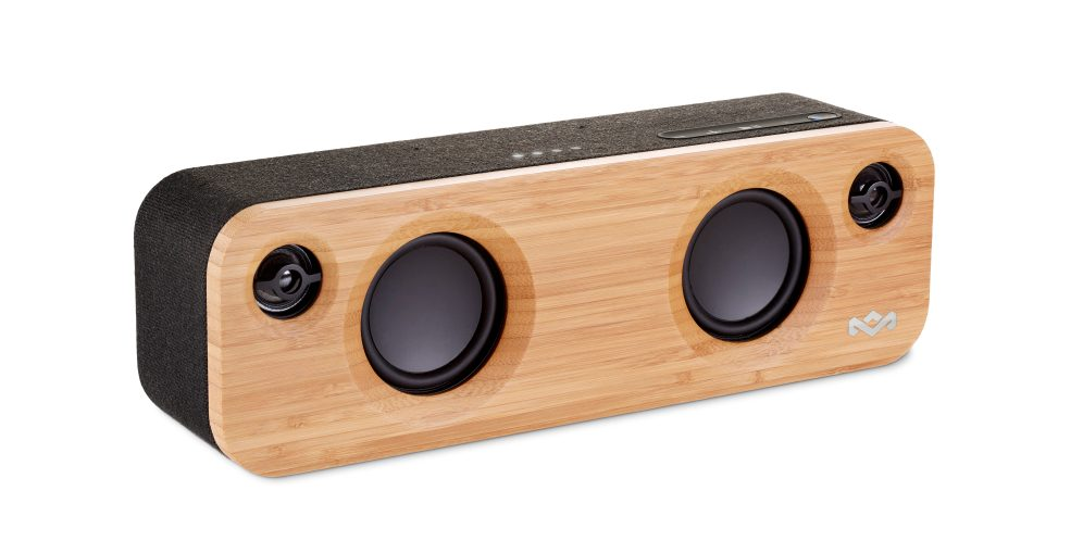 House of Marley Google Assistant speaker