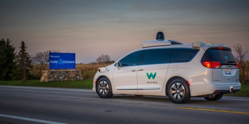 Waymo Michigan self-driving factory