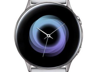 Samsung wearables Galaxy Watch Active