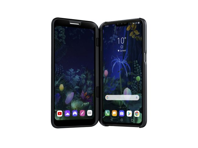 LG V50 ThinQ Dual Screen