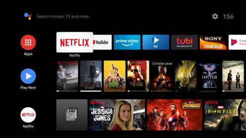 android tv rounded corners update