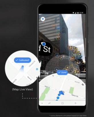 Google beschreibt VPS und ML-Tech hinter der Navigation von Maps AR und macht Kameras zu einem weiteren Sensor