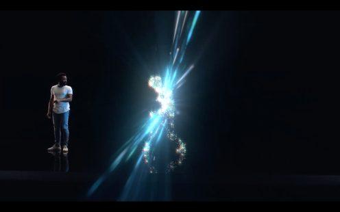 Pixel 3 Childish Gambino ad