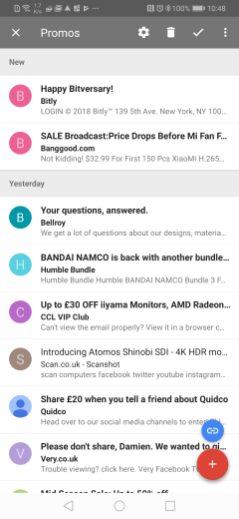 Inbox by Gmail working still
