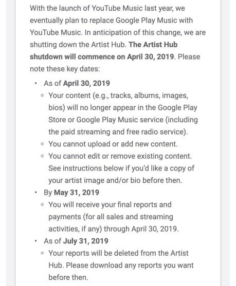 google play-music-shutdown-start-email-1