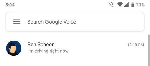 Google Voice 2019.14