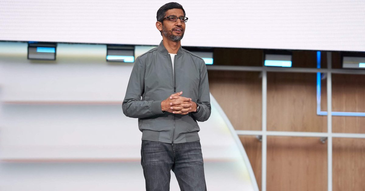 Pichai teases 'significant' announcements at Google I/O 2021 - 9to5Google