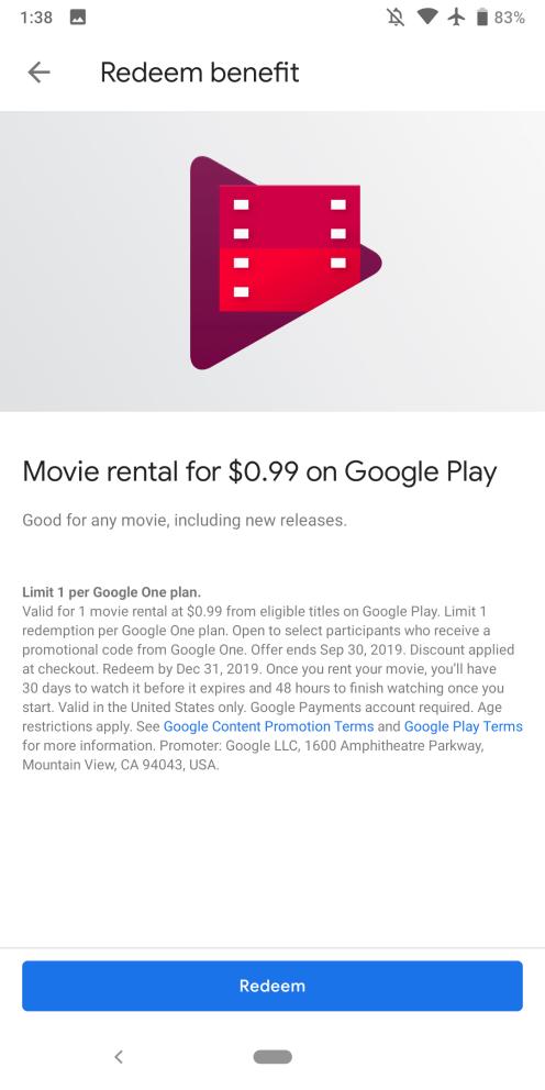 Google One movie promo-2