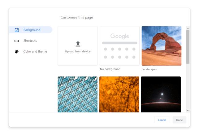 google-chrome-77-customization-backgrounds