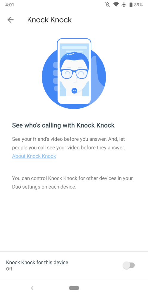 Google Duo 55