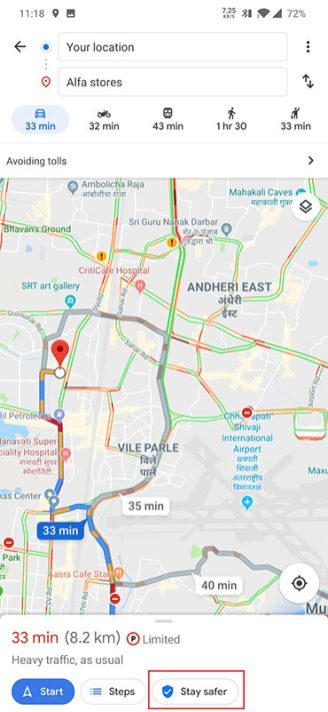 google maps taxi alerts (3)