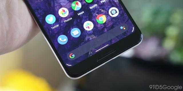 google assistant handles android q