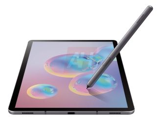galaxy tab s6 with s-pen leak