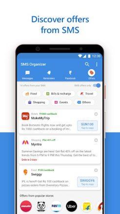 Microsoft SMS Organizer offers