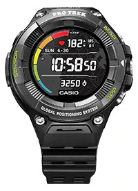 casio wsd-f21hr black