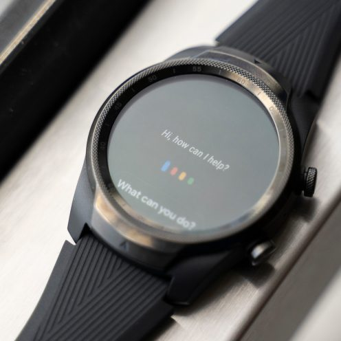 google assistant on wear os