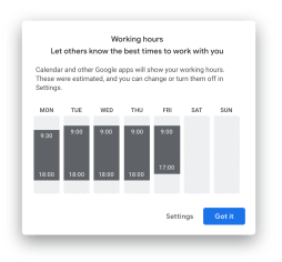 google-calendar-working-hours-setup