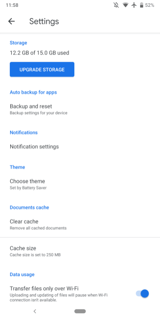 google-drive-dark-theme-setting-1