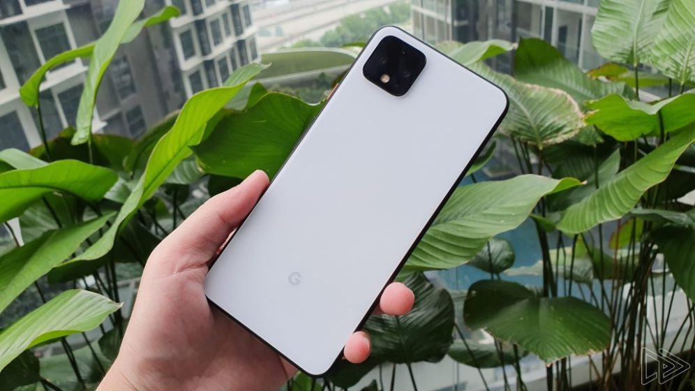 google pixel 4 xl hands on leaks