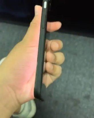 pixel 4 video leak thickness