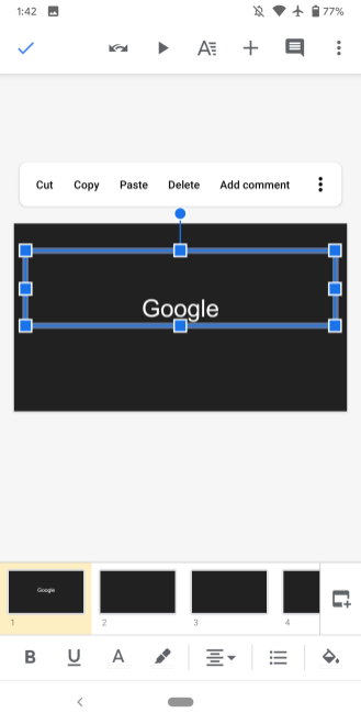 google-slides-android-old
