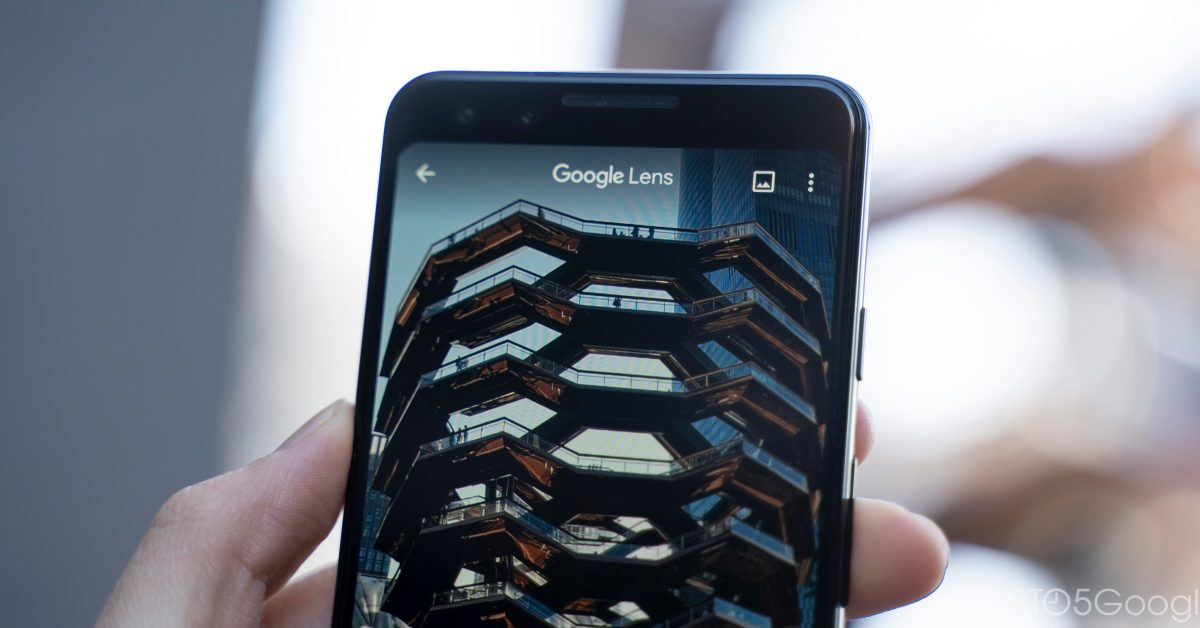 Google Lens passes 500 million installs on the Play Store - 9to5Google