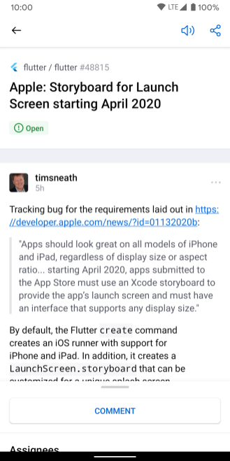 github-android-hands-on-issue