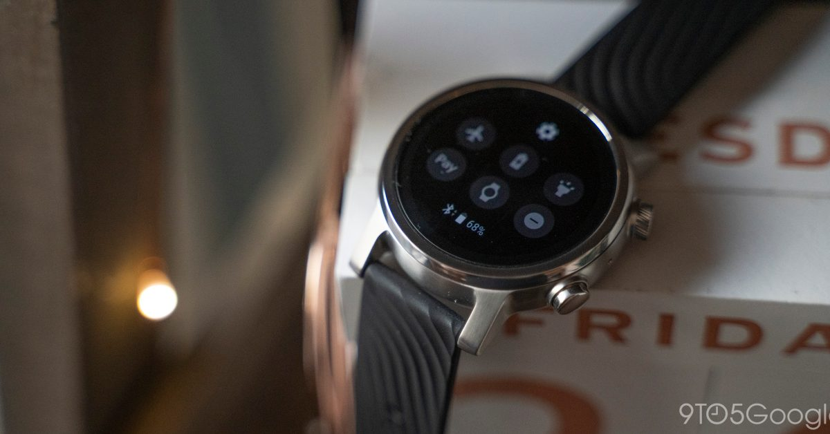 Google working on built-in 'Wear OS Screen Recording' tool thumbnail