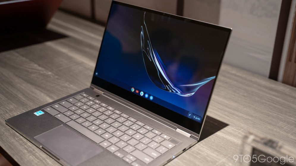 The Galaxy Chromebook could be a fantastic candidate for Chrome OS gaming