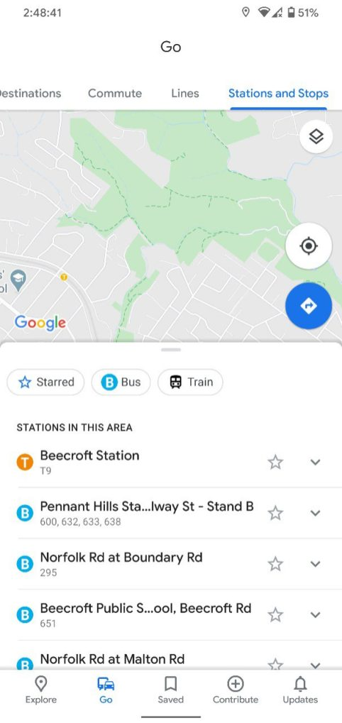google-maps-go-tab-2