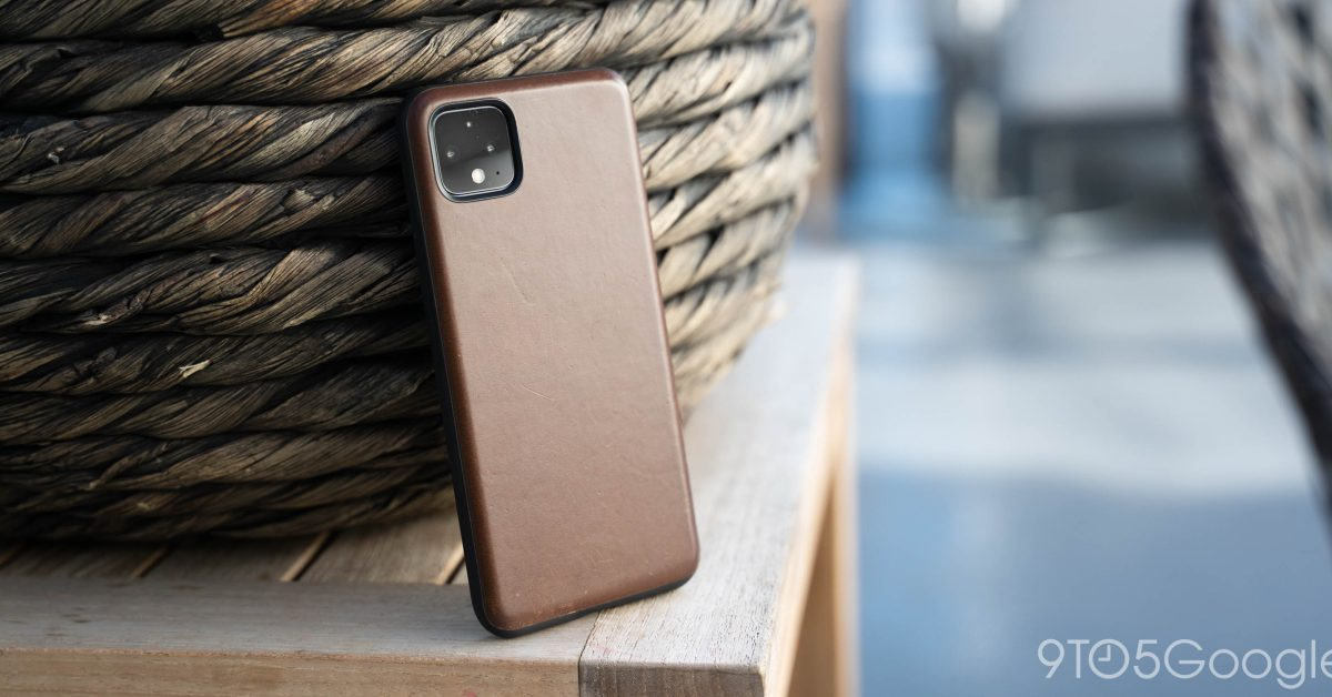 Nomad Pixel 4 cases are $24 + Pixel 3 XL down to $240 - 9to5Google