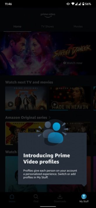 Amazon Prime Video profiles (1)