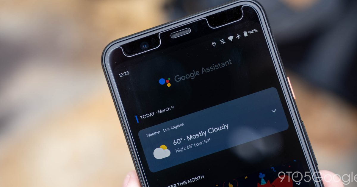 Google Assistant Snapshot cards can be pinned to 'Favorites' - 9to5Google