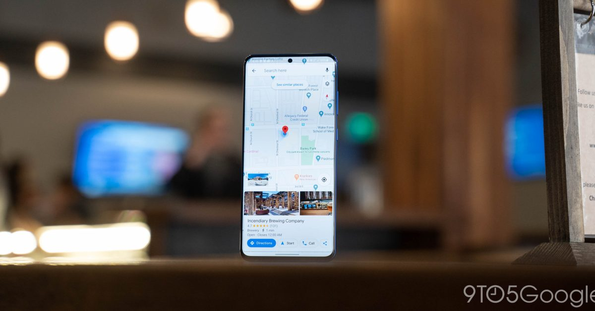 Google Maps readying app-wide dark mode on Android - 9to5Google
