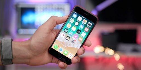 iphone 8 apple ios