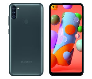 Generic Galaxy A11 - Black