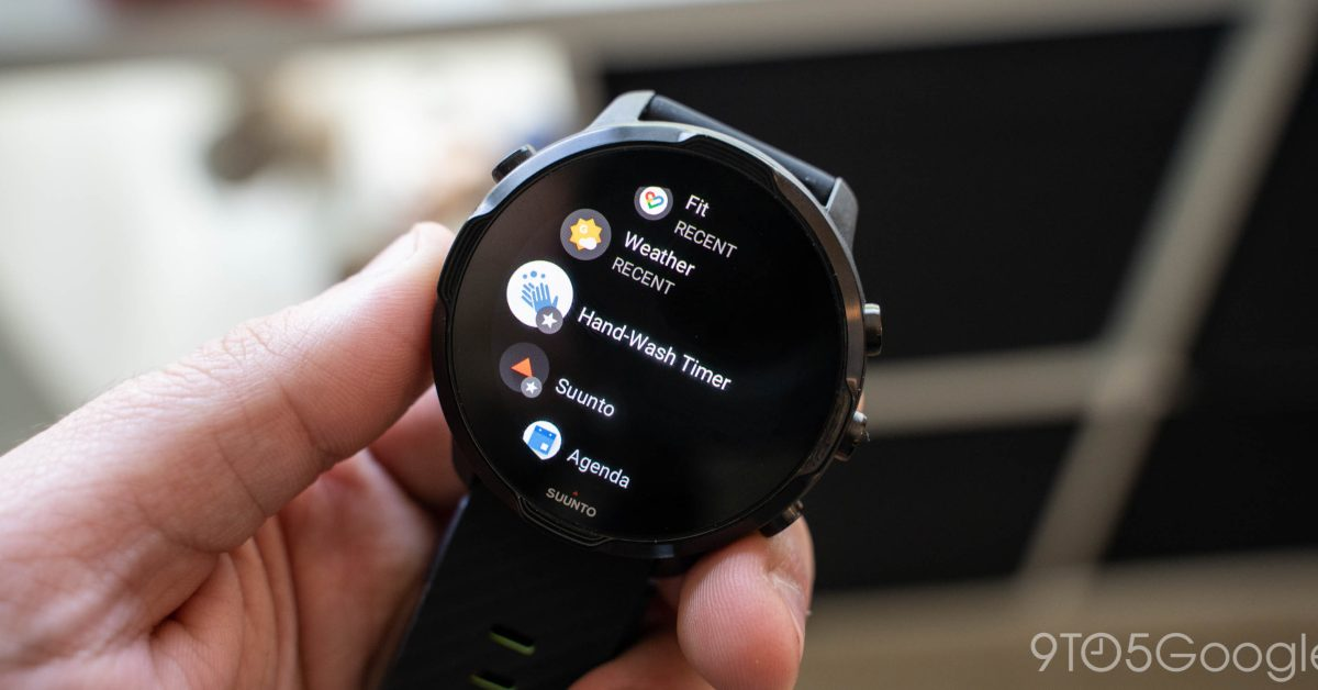 Wear OS weather alerts appearing in different languages - 9to5Google
