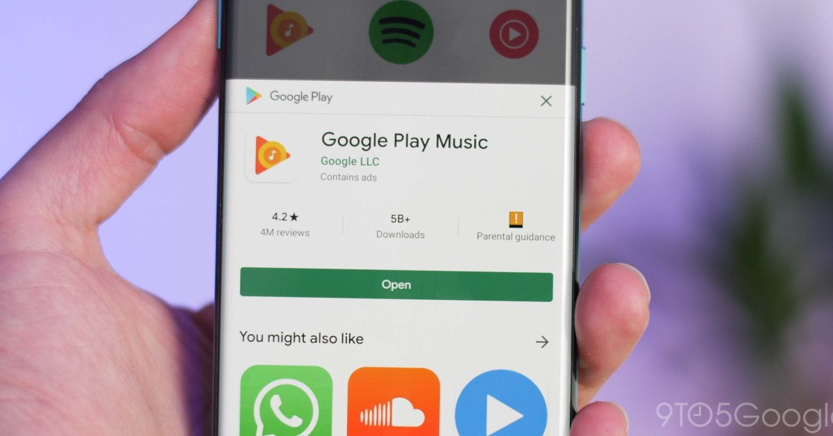Top Stories: Play Music update, Apple on Android iMessage - 9to5Google