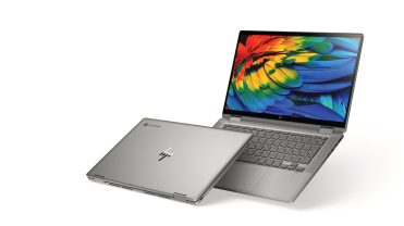 HP Chromebook x360 14c-3