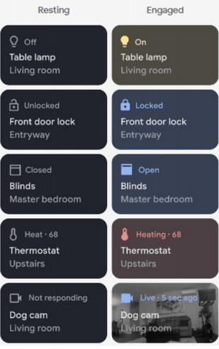 android 11 power menu leak