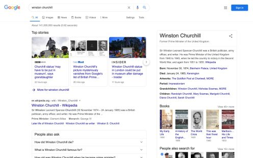google-search-churchill-1