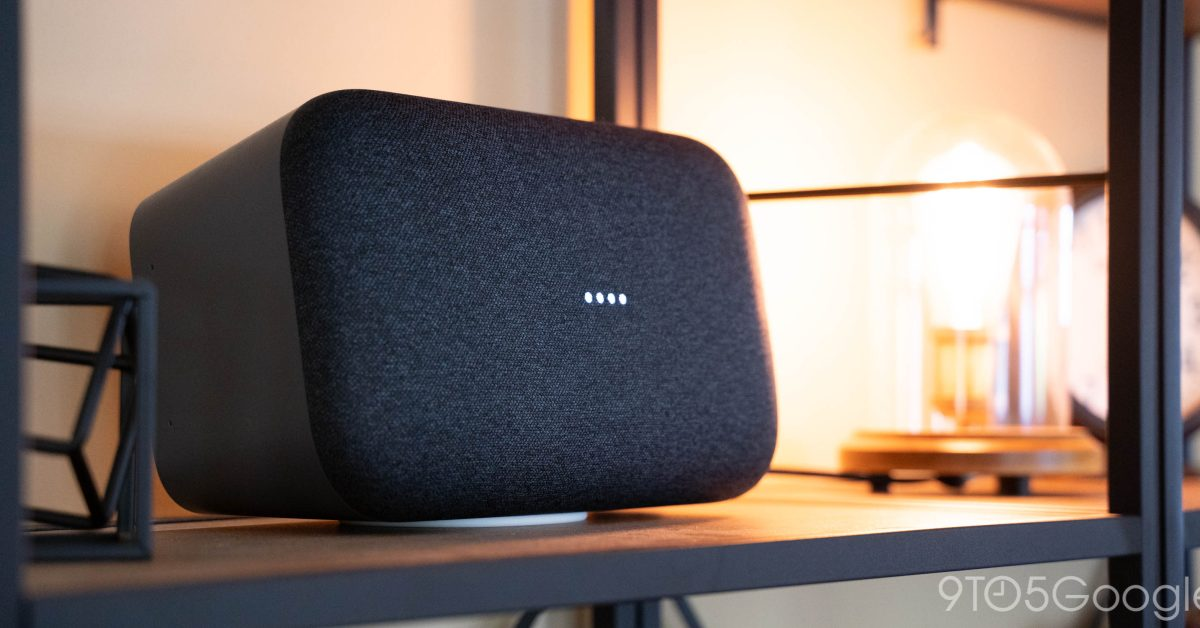 Discontinued Google Home Max is in stock on Google Store - 9to5Google