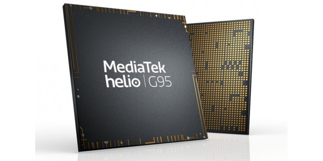 MediaTek unveils the Helio G95, an affordable gaming chip - 9to5Google