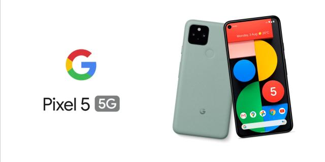 Google announces Pixel 5 with wide-angle lens, 8GB RAM - 9to5Google