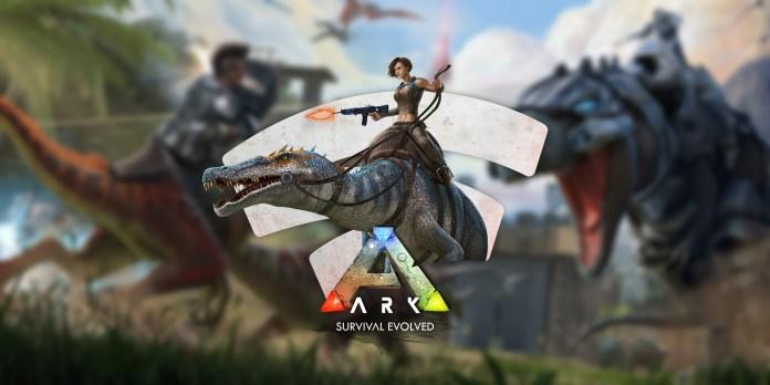 Ark Survival Evolved on Stadia