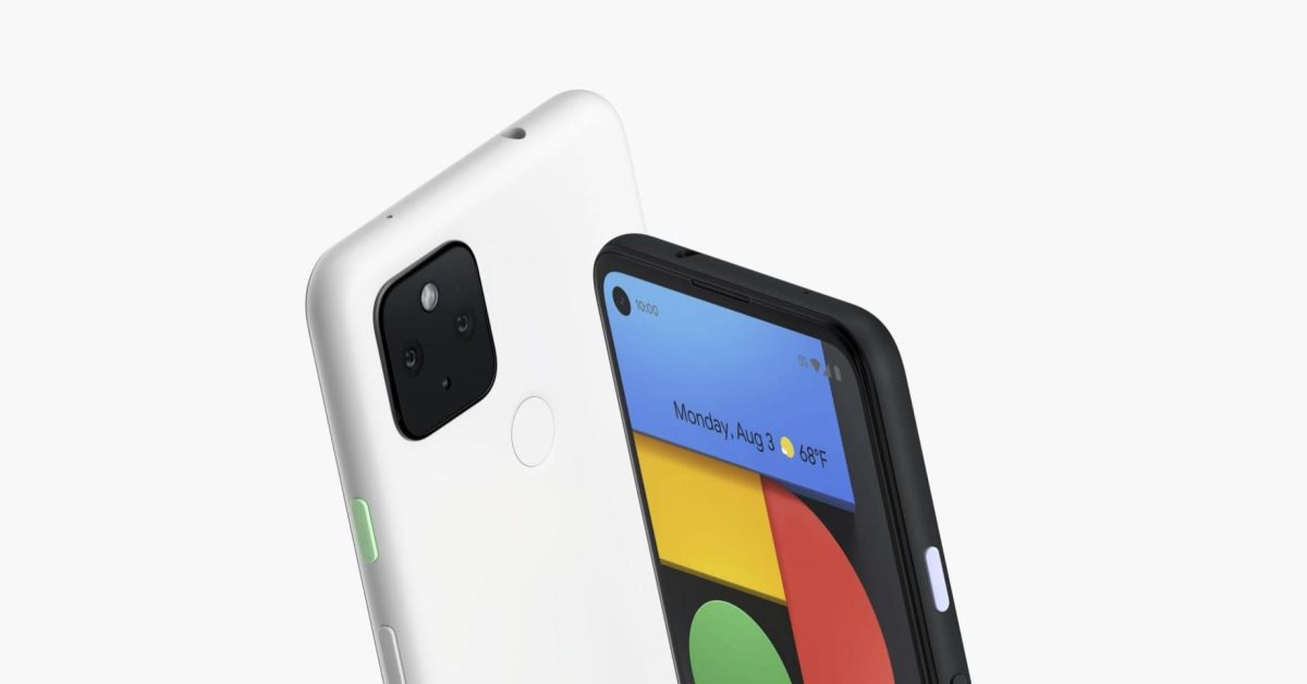 'Clearly White' Pixel 4a 5G now available unlocked for $499 - 9to5Google