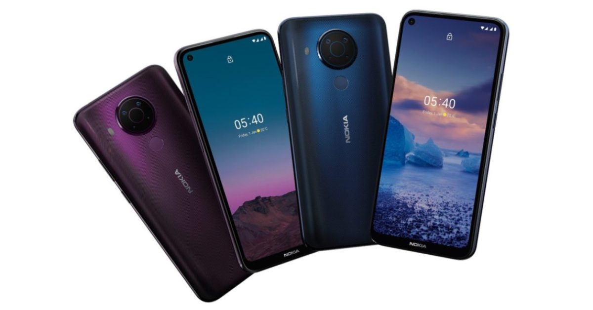 Nokia 5.4 Android Smartphone falls to new low at $190, more - 9to5Google