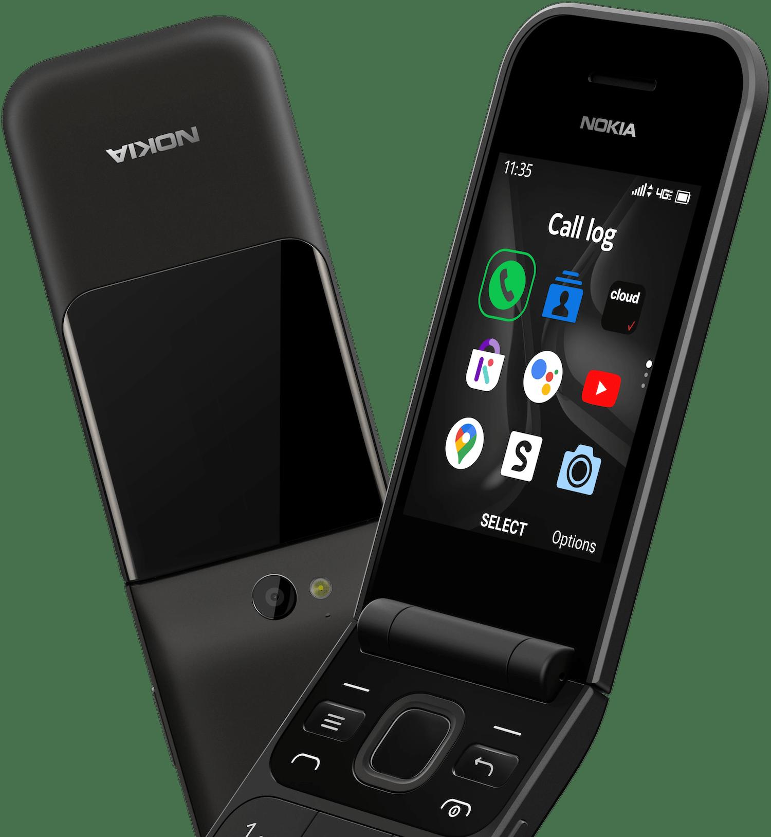 Google Assistant Nokia 2720