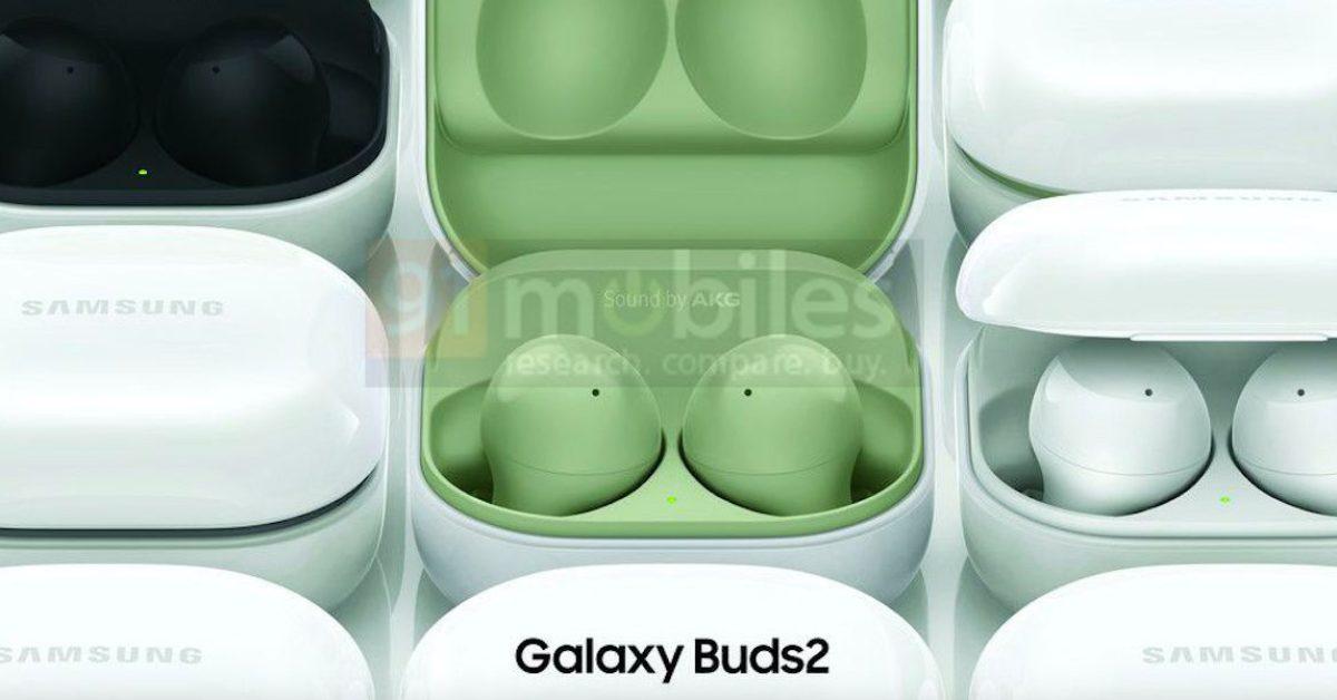Photo of 公式レンダリングでGalaxy Buds 2漏れ [Gallery]